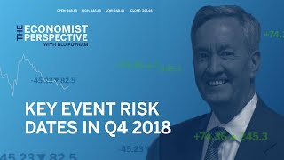 Economist Perspective: Key Event Risk Dates in Q4 2018