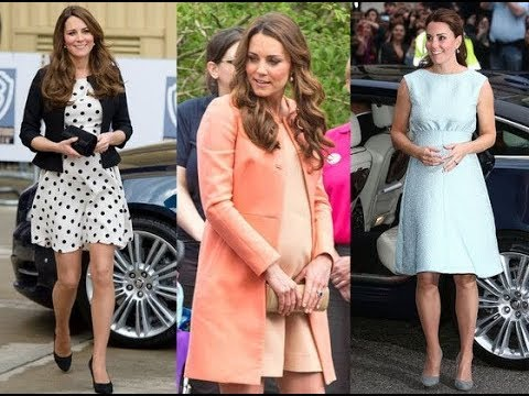 The Duchess of Cambridge's Best Maternity Style