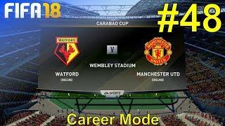 FIFA 18 - Manchester United Career Mode #48: vs. Watford