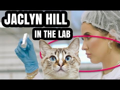 JACLYN HILL ANIMAL IN LAB? thumbnail
