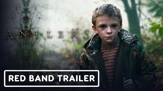 Antlers Official Red Band Trailer (2020) Guillermo del Toro