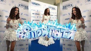 Бузова пришла на «SnowПати-4» в платье невесты и всех поразила своей красотой