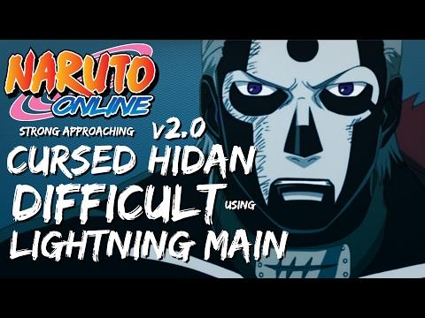 Naruto Online: SA Hidan Difficult v2.0 - Lightning Main with F2P Ninjas Mp3