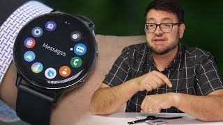 What it's like to wear the new Galaxy Watch Active 2