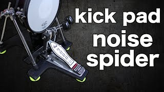 Noise Spider (kick Pad Sound Isolator)