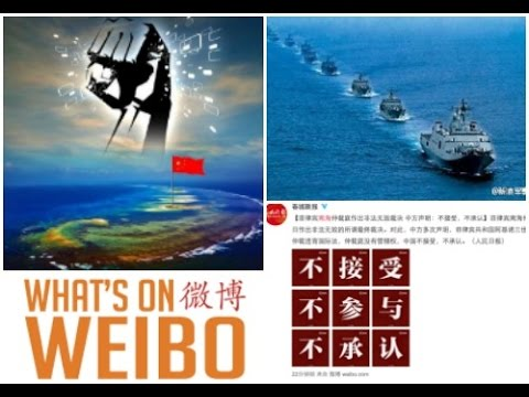 South China Sea Verdict: Reactions from Chinese (Social) Media