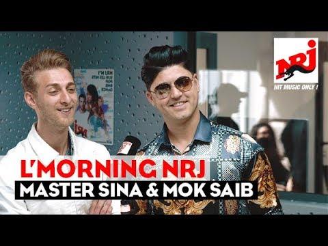 MASTER SINA, MOK SAIB, BIG SHIFT & DR BLACK f L'MORNING NRJ Maroc