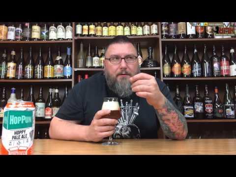 Massive Beer Reviews # 679 Carton Brewing's Hop Pun American Pale Ale