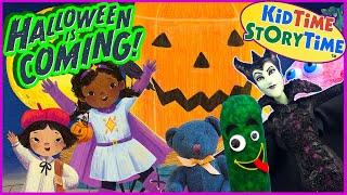 Halloween is Coming ???? Read Aloud Book for Kids
