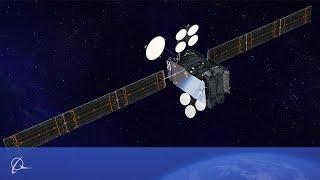 Boeing-built JCSAT-18/Kacific1 Satellite