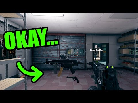 BEST DOC EVER - Rainbow Six Siege Funny & Epic moments