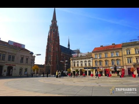 Square of Ante Starčević (Osijek)