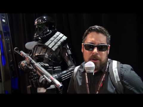Fuera del Control.- San Diego Comic con 2017 Parte 1