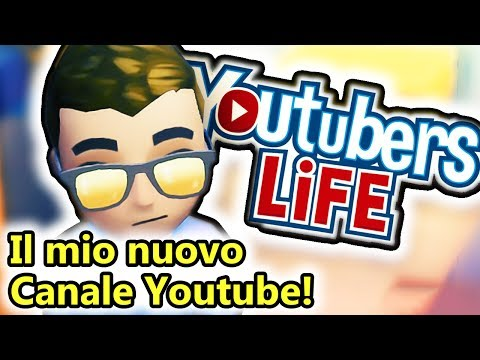Youtubers Life - Il mio nuovo Canale Youtube! - Android - (Salvo Pimpo's)