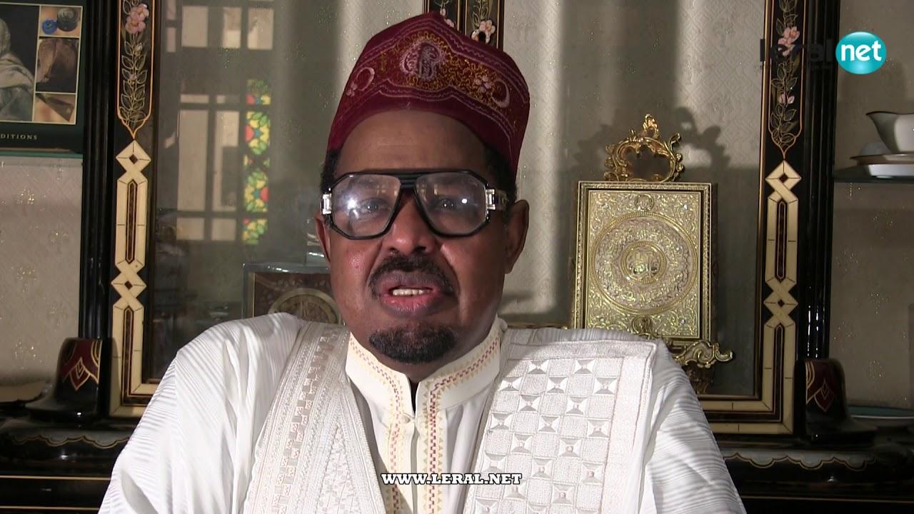 "Dr Ahmed Khalifa Niasse sur les deux Tabaski : "" Na Tivaouane, Touba ak Kaolack toppeu Makka..."""