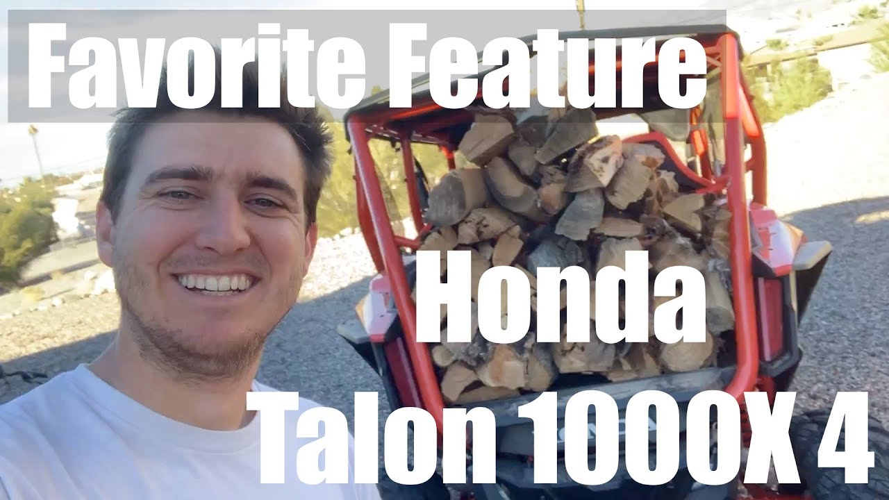 Favorite Feature- Honda Talon 1000X 4- Bed Space