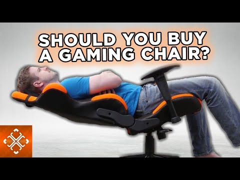 Should You Buy A Gaming Chair