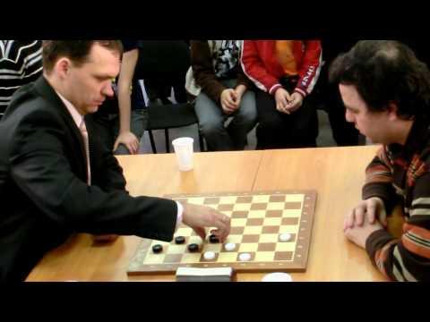 Вот как надо играть в шашки