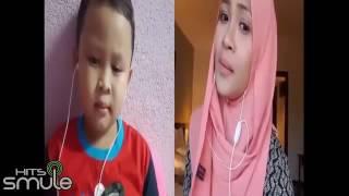 smuleanak kecil Memori Berkasih Cover   Ayen Darwisy ft Siti Nordiana