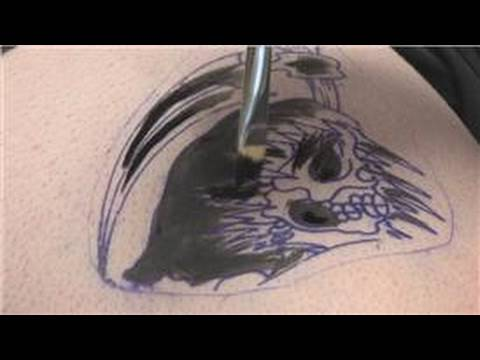 Body Art How To Make Temporary Tattoos At Home