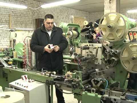 Нелегальный сигаретный завод под Малиновкой