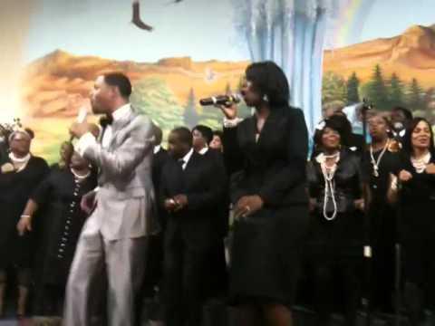 "Sam Townsend & The Imani Fellowship Choir's Reunion Concert - ""Faithful"""