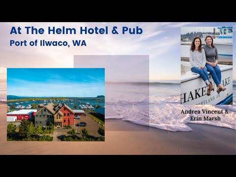 At The Helm Bar & Grill |  Ilwaco WA