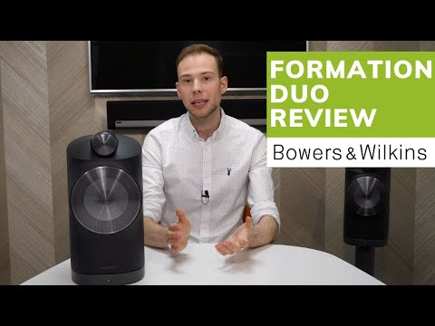 Bowers & Wilkins Formation Duo 2019 (In-Depth Review)