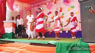 Laal paad sariya pindhale guiya re nagpuri dance