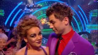 Pasha Kovalev & Chelsee Healey - Tango (Training, Dance & Scores)