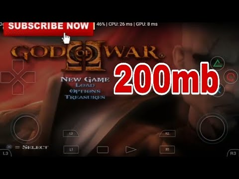 (200) how to download god of war 2 for any android device highly compressed  with proof by SHADOW & JOE