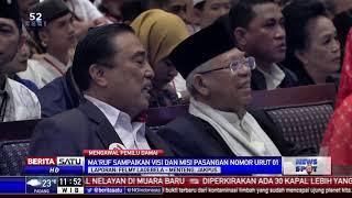 Ma'ruf Amin Mengapresiasi Dukungan Institut Lembang Sembilan