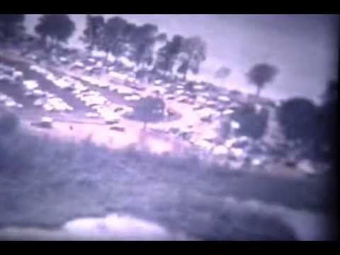 Goose Lake International Music Festival 1970 Flyover