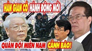 """Quân Khu Miền Nam lên tiếng chỉ trích sự """"T.ố c.áo của ông Trọng"""" đối với tướng Lê Mã Lương"""