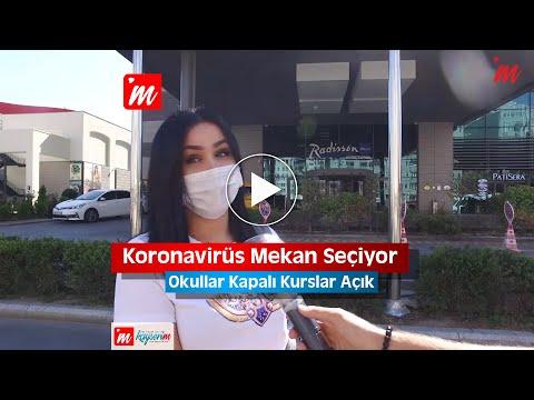 Koronavirüs Mekan Seçiyor