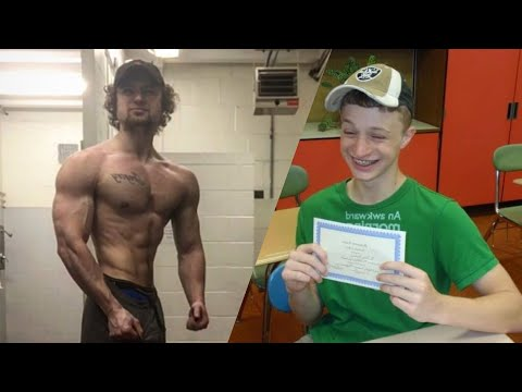 5 Year AMAZING Aesthetic Body Transformation (15-20) Before And After  | Billy Physique