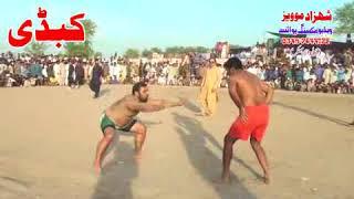 kabadi match part 01 at mela sheikh kabeer jhang 2018