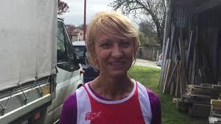 Sabine Besse vainqueur 10 km