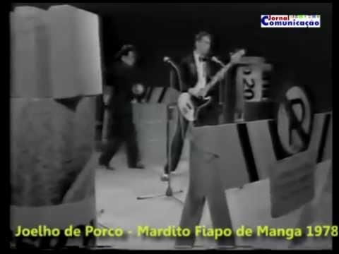 JOELHO DE PORCO   MARDITO FIAPO DE MANGA
