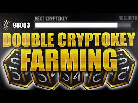 "BLACK OPS 3 ""DOUBLE CRYPTOKEY"" GLITCH FARMING LIVE! UNLIMITED SUPPLY DROPS BO3 MULTIPLAYER GAMEPLAY"