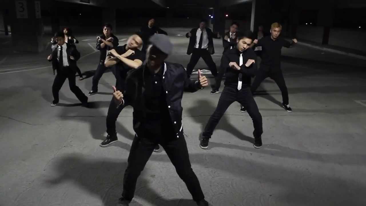 Scary Monsters And Nice Sprites Zedd Remix Skrillex Kris Kehasukjaren Sodium Dance Company Youtube