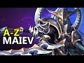 A Z Maiev Heroes Of The Storm HotS Gameplay mp3