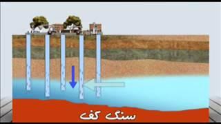 علت شور شدن آب چاه ها