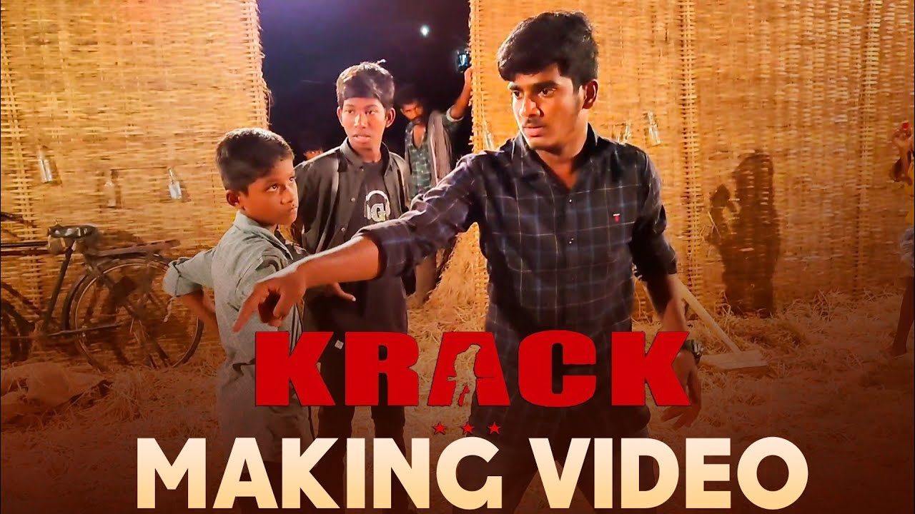 Krack Fight Making | Nellore Kurrallu | Tamada Media | Munna | Kiran | Laayiq | Subhani | Varun