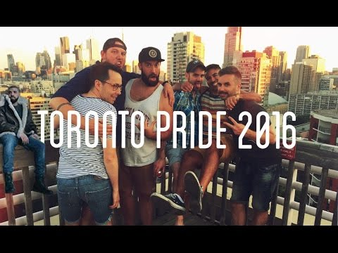 VIEWS FROM THE 6 | TORONTO GAY PRIDE 2016