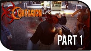 Contagion Gameplay Part 1 – Barlowe Square of Doom! (Coop Gameplay)