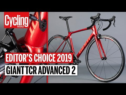 Giant TCR Advanced 2 Review | Editor's Choice 2019 | Cycling Weekly