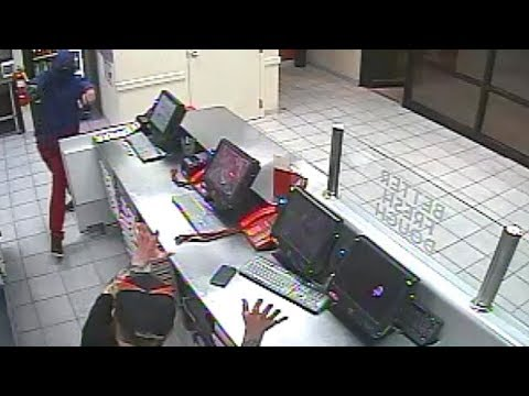 Papa John's Robbery Dothan, Alabama