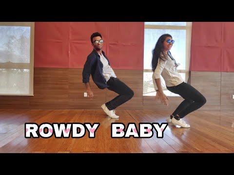 Rowdy Baby | Maari 2 Ft. Shrikant & Sushmitha | Dance Cover
