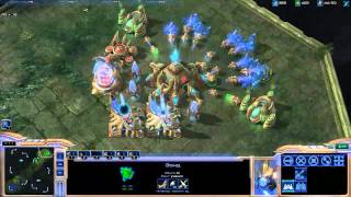 Мастер-класс StarCraft 2 (выпуск 4, февраль 2011)